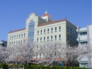 日本文理大学 校舎4号館 情報メディア学科棟