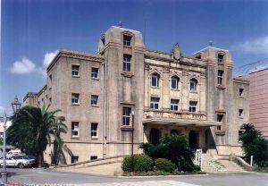 鹿児島市公会堂(現鹿児島市中央公民館)