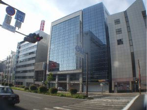 大分銀行関連ビル(現大分中央町ビルディング)