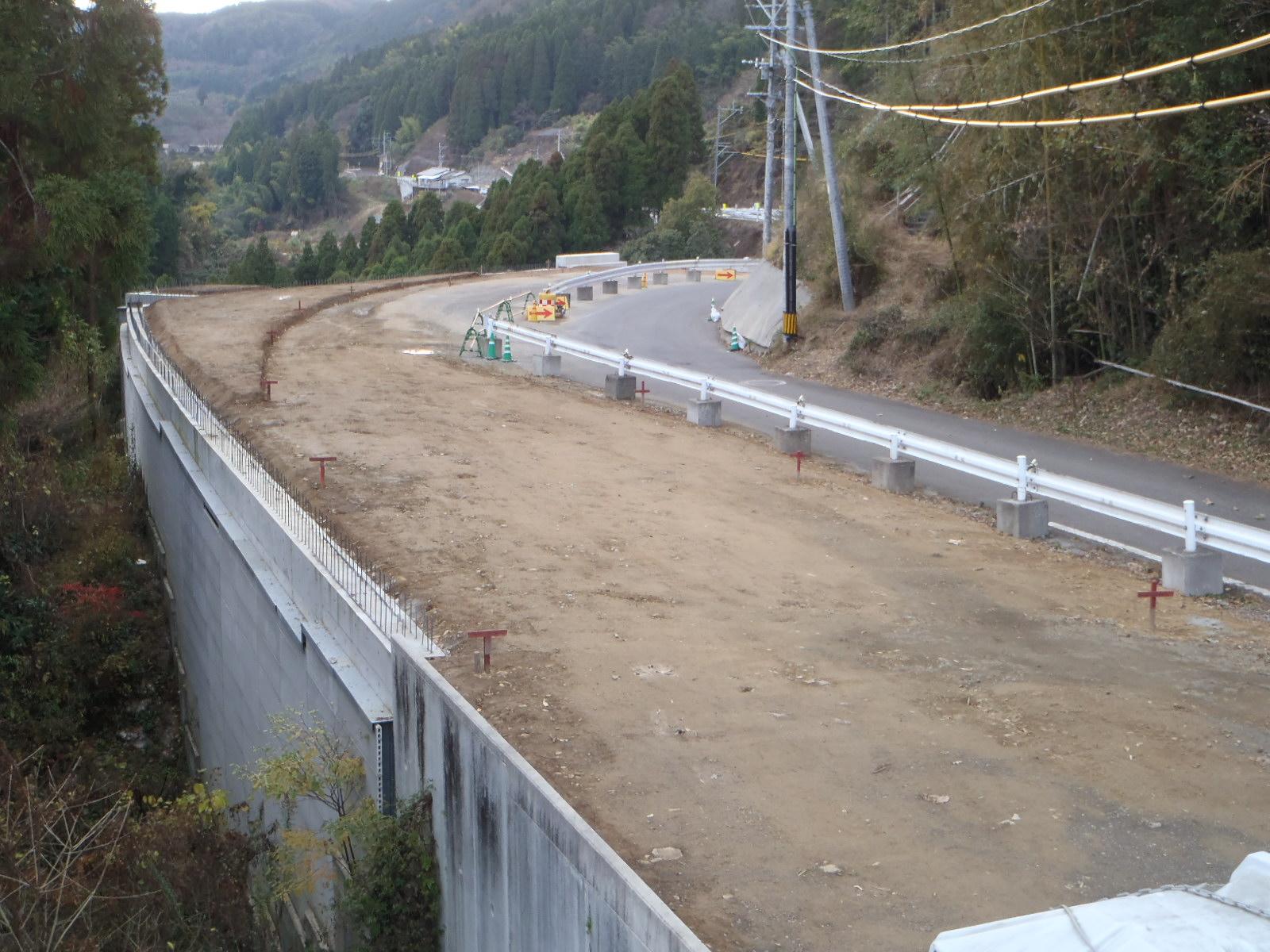 平成23年度 交付国改大第3~2号道路改良
