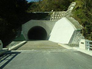 広域大分中部2期山峰トンネル