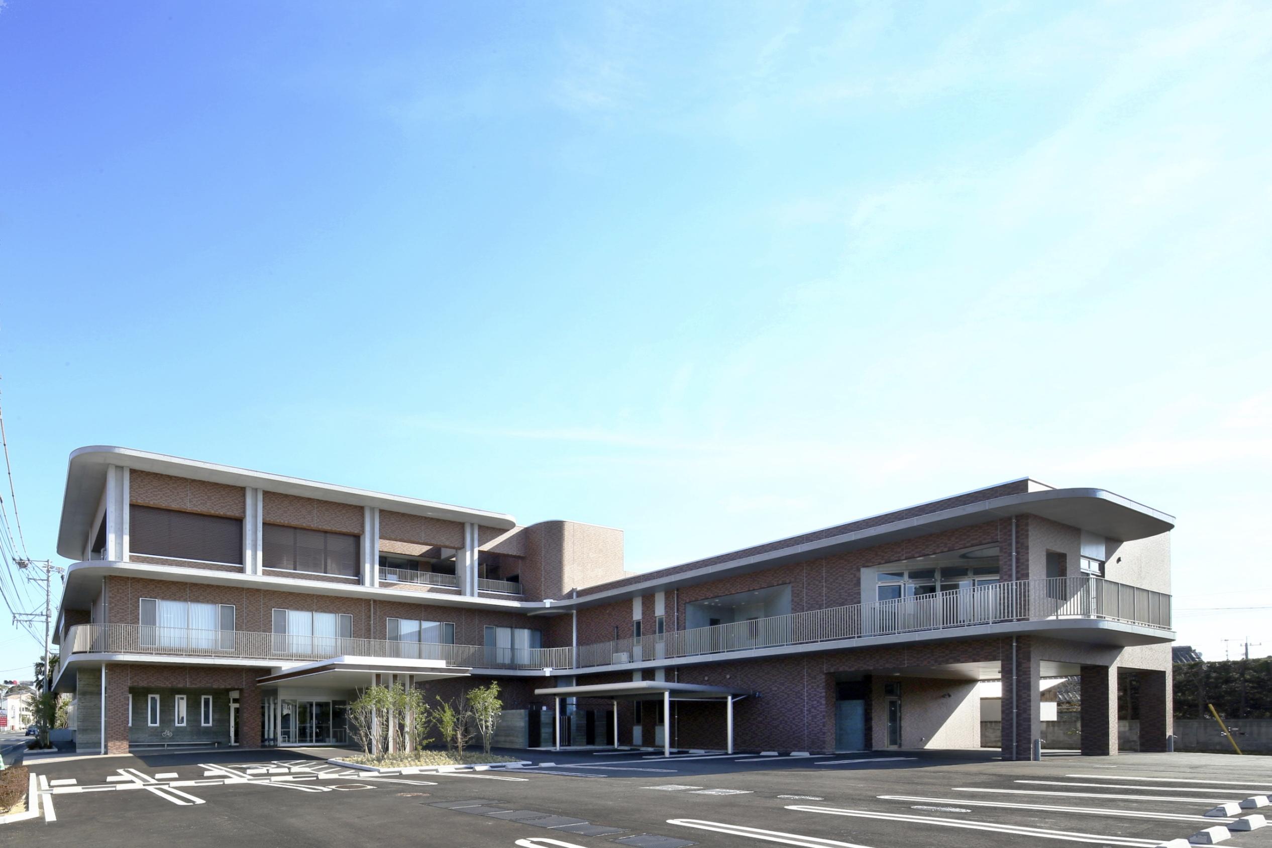 宮部病院改築工事
