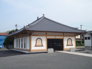 圓壽寺納骨堂新築