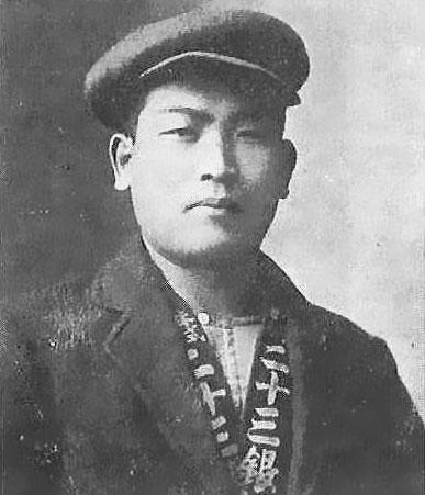 川崎喜一(大正八年・棟梁時代)
