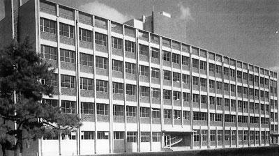 北九州大学本館