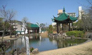 武漢の森古琴台大門
