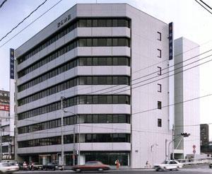 安田火災(現損保ジャパン)大分ビル
