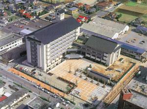 日田市庁舎