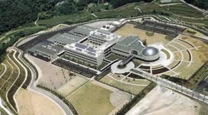 大分県産業科学技術センター管理棟