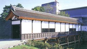 大分城址公園廊下橋