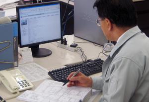 施工物件情報システム