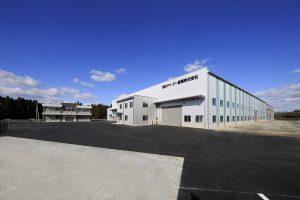 熊本アイ・ビー産業新工場建築