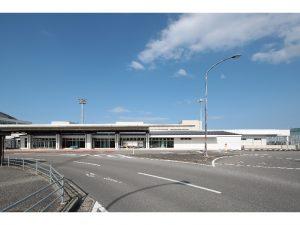 大分空港国際線増改修(第1期)工事