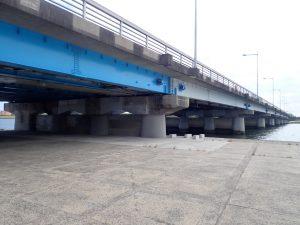 H30防安地橋耐大第6号橋梁耐震補強