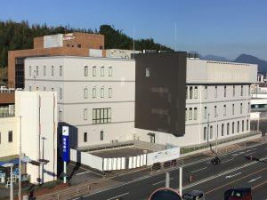 大分県地域成人病検診センター(本体新築)