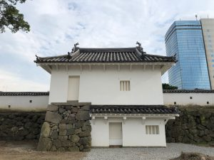 府内城宗門櫓解体修理二期(その2)