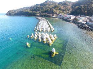 上浦漁港海岸保全施設整備(第7期)
