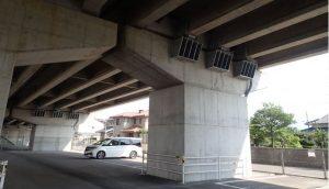 R1防安地橋耐大第6-4号 橋梁耐震補強