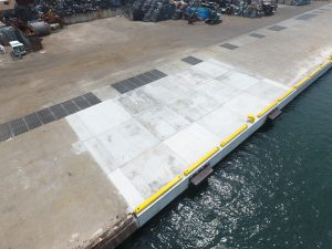 令和元年度 港改第2号港湾改修